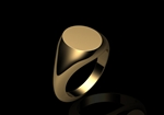 Signet ring by CMS