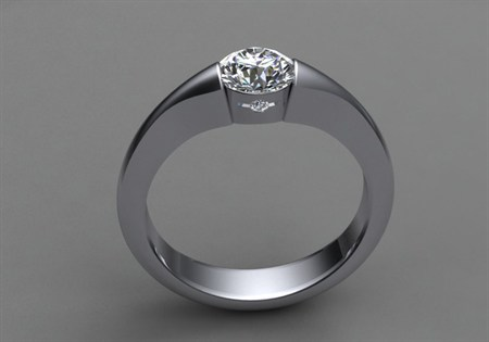 Diamond enagagement ring