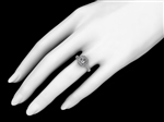 Diamond Ring 1.752ct Ascher e VS2