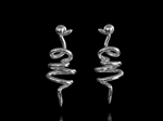 'Vine' Tendril Earrings