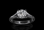 Diamond Ring 'Christina'