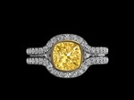 Diamond Engagement Ring 1.03ct
