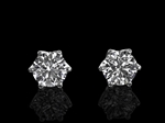 Diamond Earrings 1.20ct