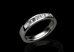 Half Eternity Ring by CMS