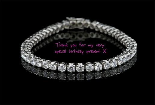 Special Diamond bracelet by CMS